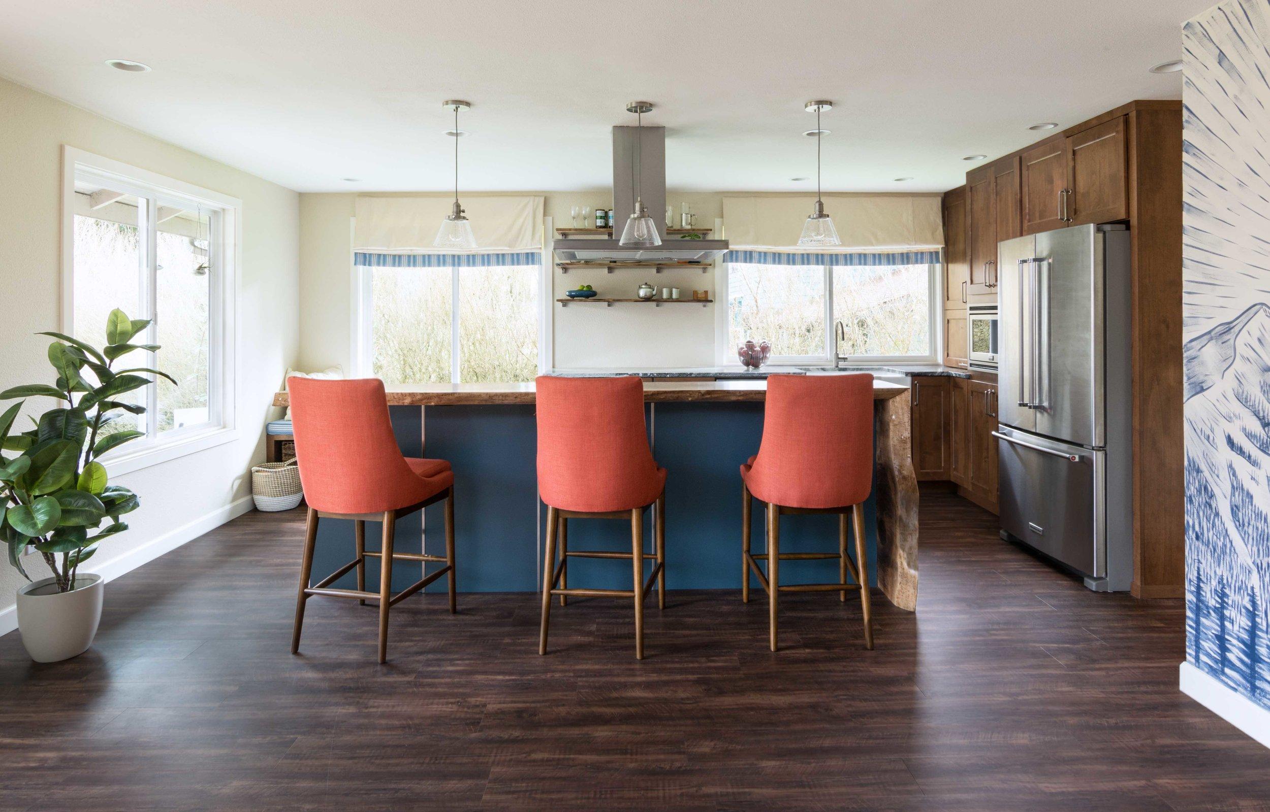 Kitchen design, Everett WA