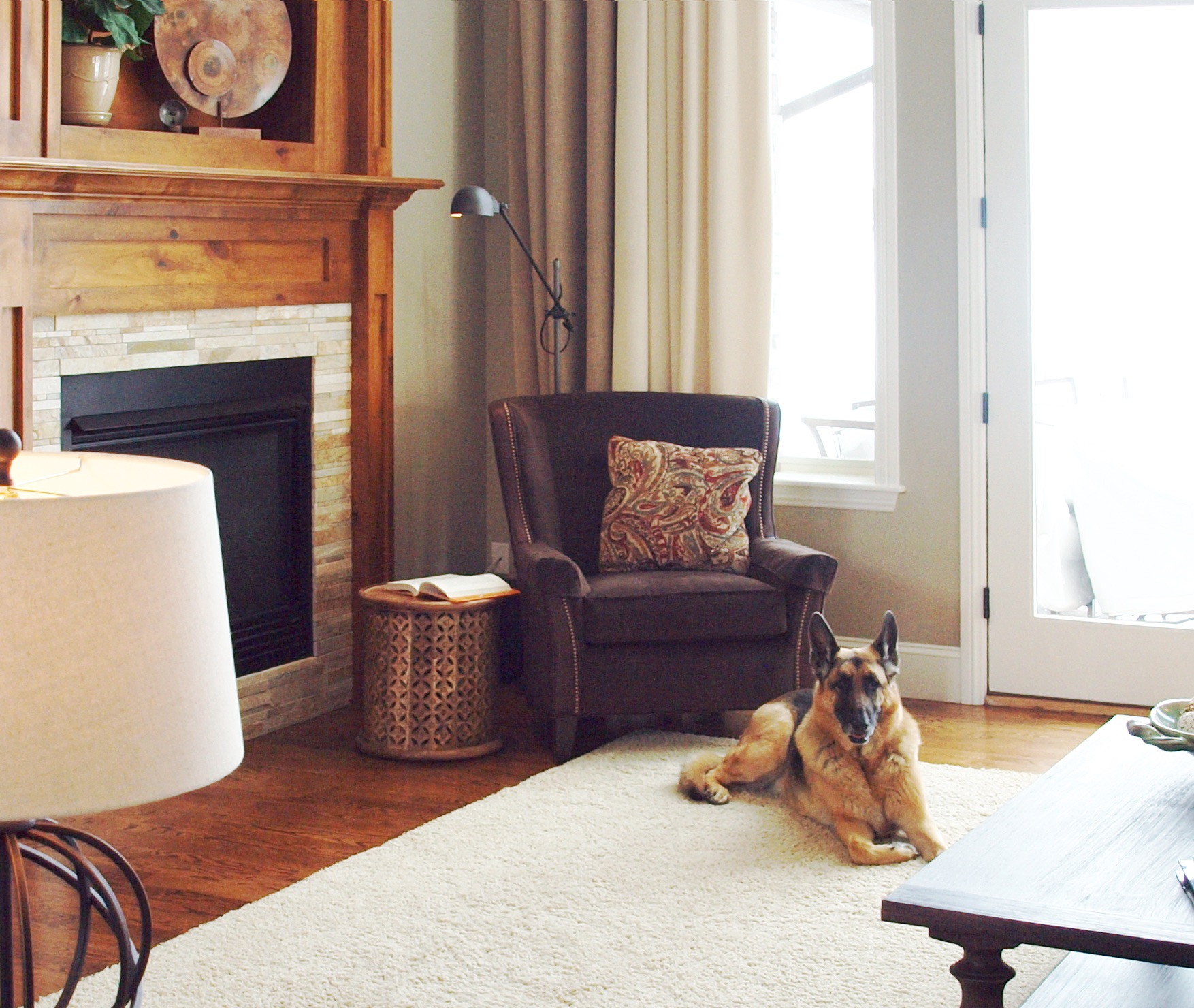 Classic living room design inspiration