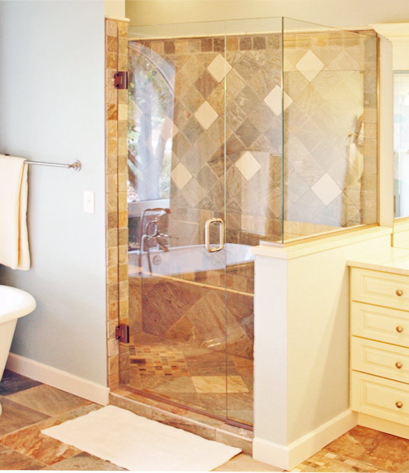 master bathroom redesign