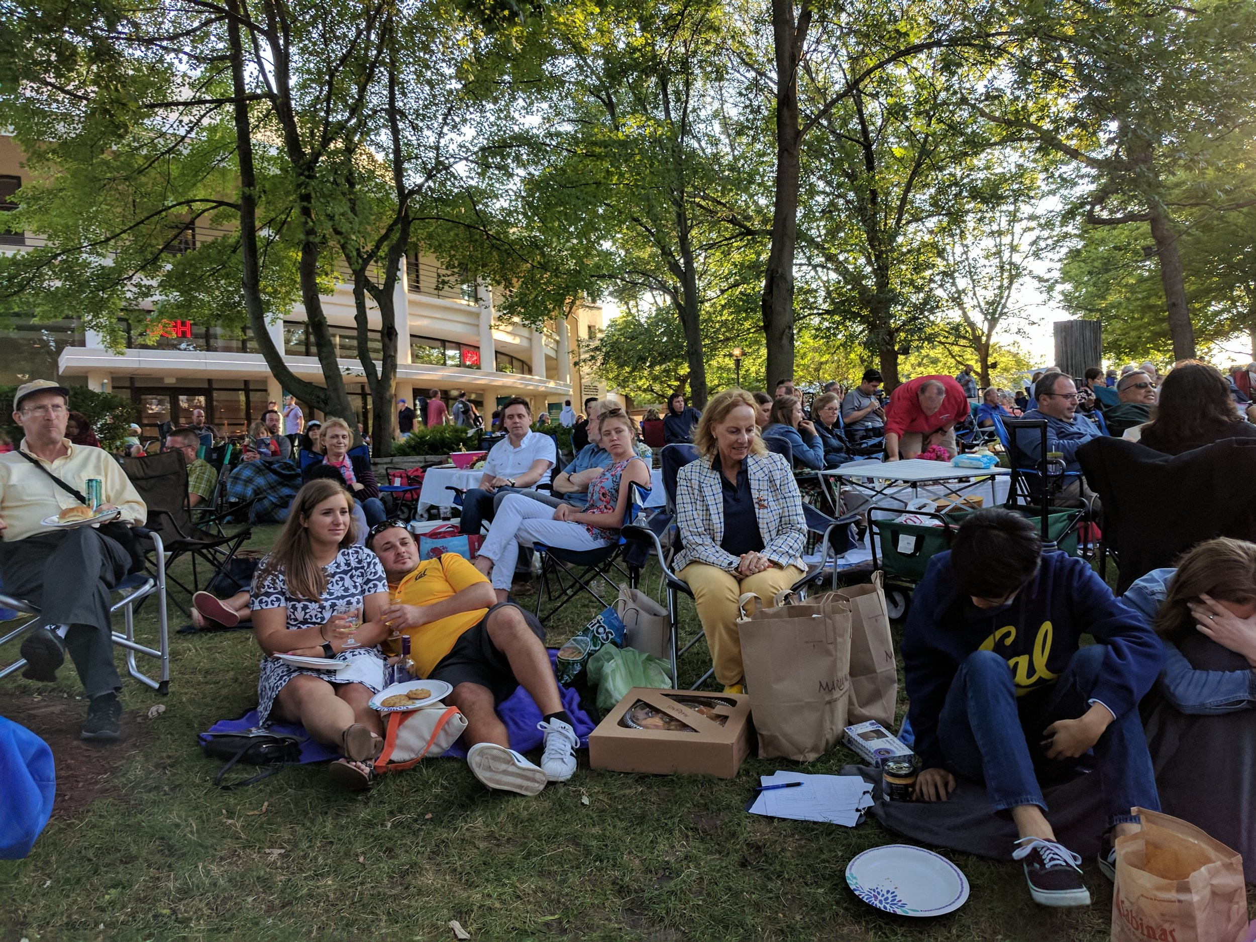 Ravinia Festival 2017