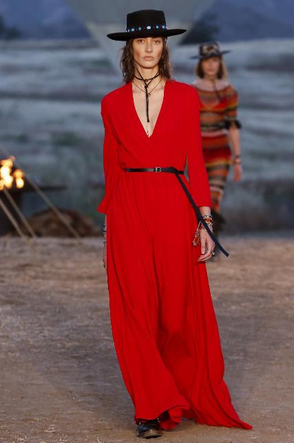 Dior Resort 2018, photo by Vogue