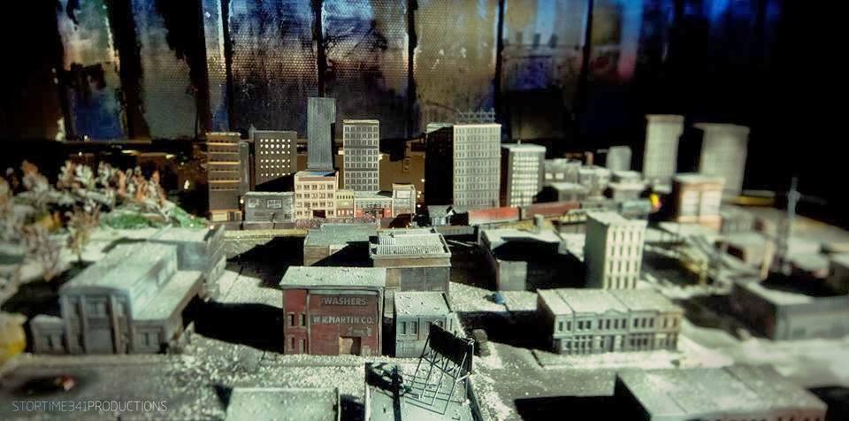 Miniature for short film
