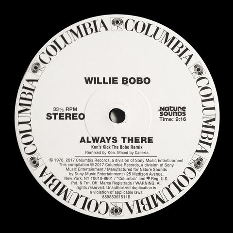 Willie Bobo - Always There (Kon Remix)