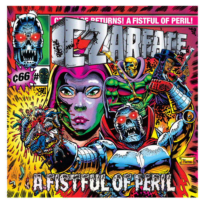 Czarface - A Fistful of Peril (Album)