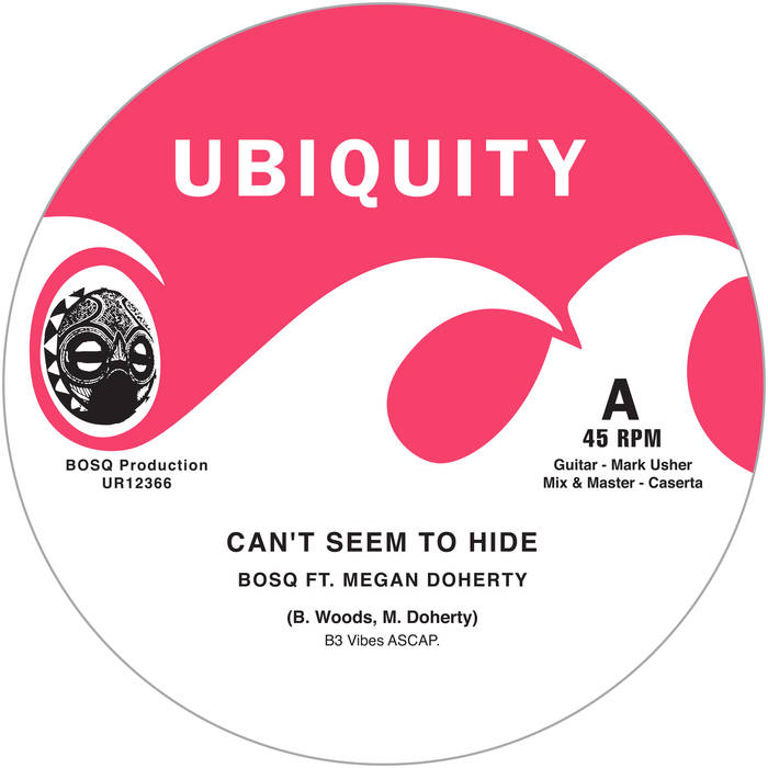 Bosq - Can't Seem To Hide/Take Me There