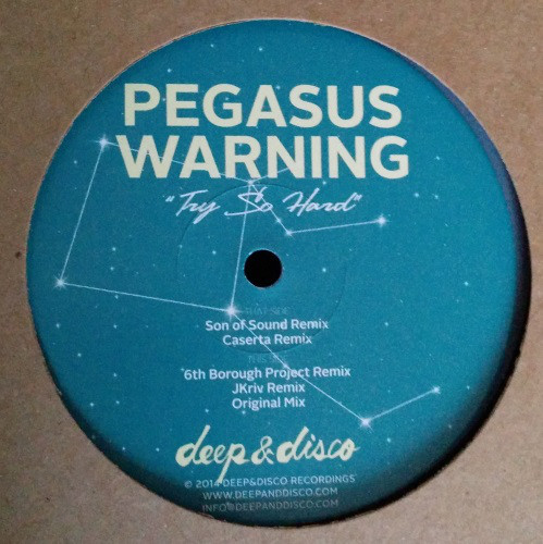 Pegasus Warning - Try So Hard (Caserta Remix)