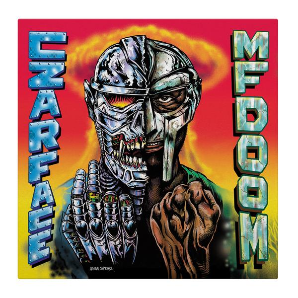 Czarface Meets Metalface