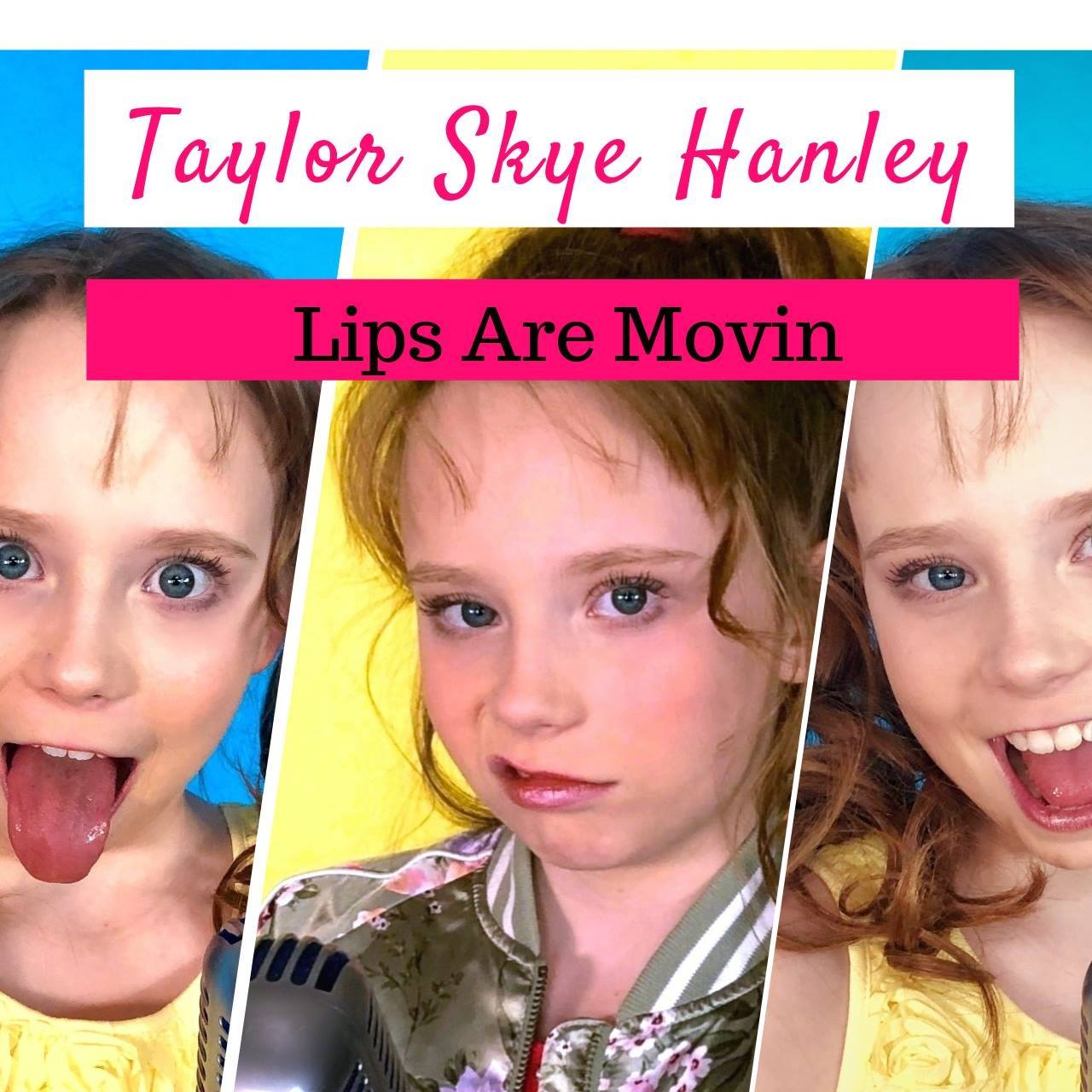 "Click on the photo to purchase Taylor's cover song, ""Lips Are Movin'"" by Meghan Trainor on iTunes!!"