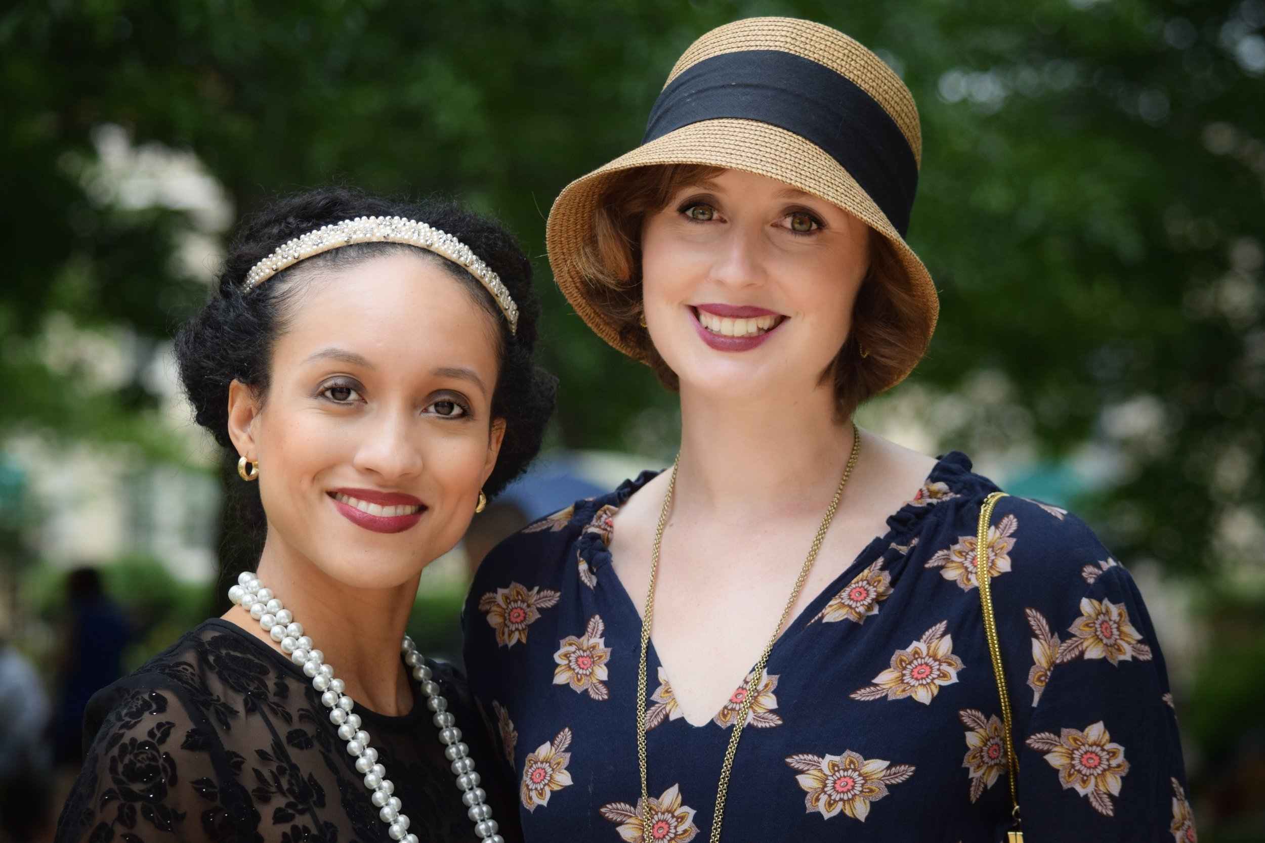 Great Gatsby Lawn Party (National Cathedral, Washington DC)