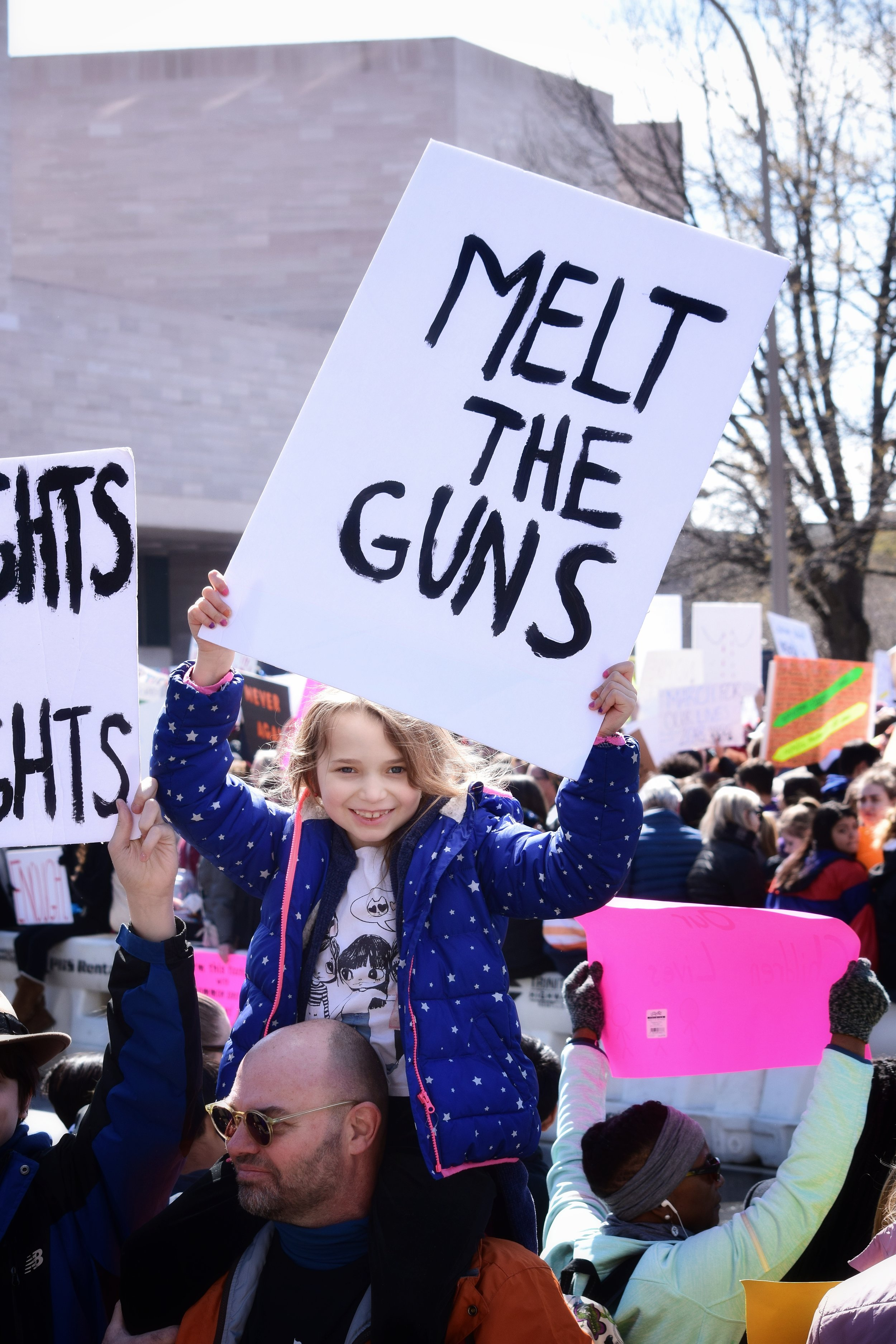 March For Our Lives (2018, Washington DC)