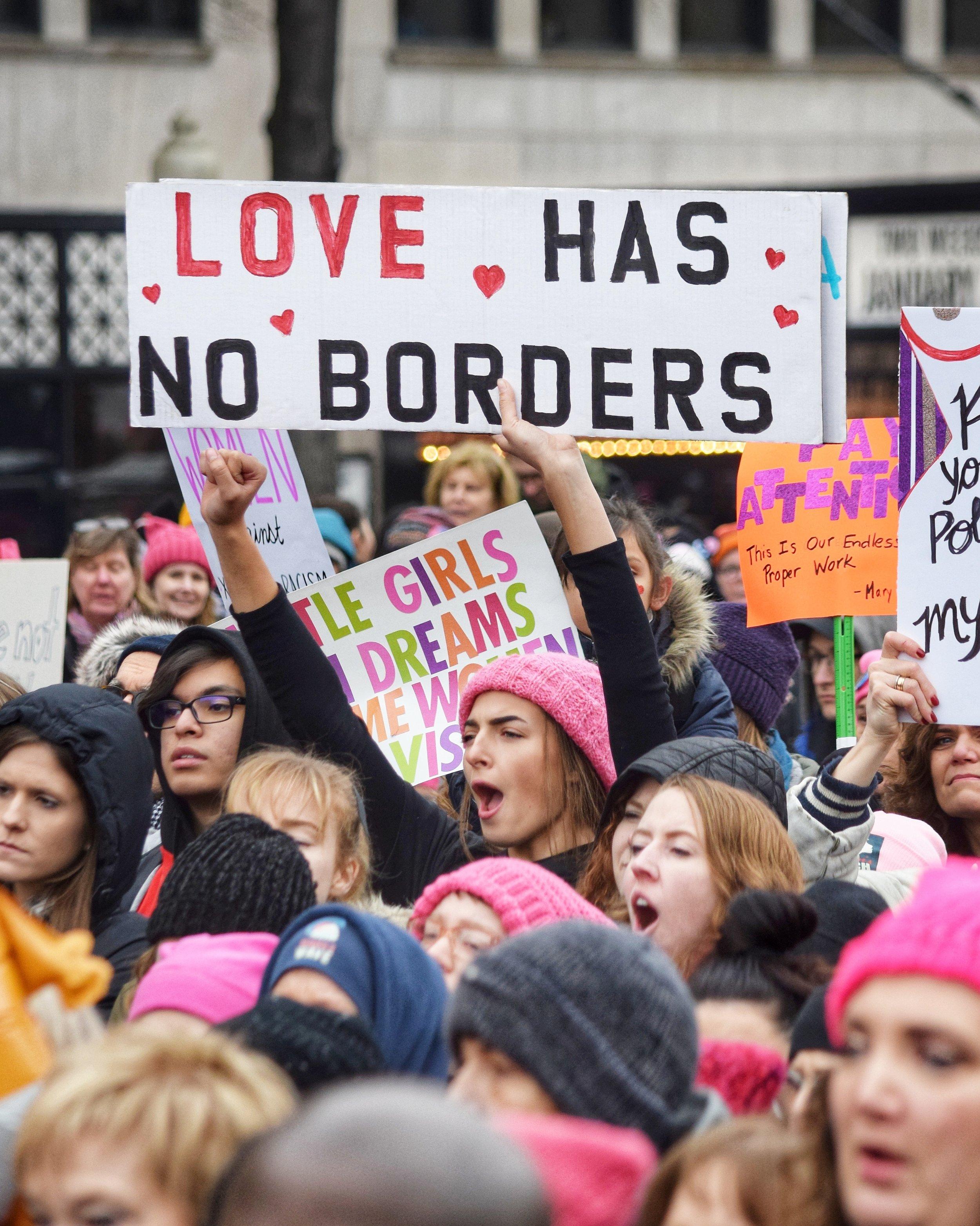 Women's March (2019, Washington DC)
