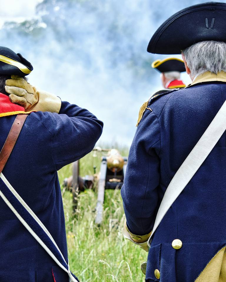 Revolutionary War Weekend (George Washington's Mount Vernon, Virginia)