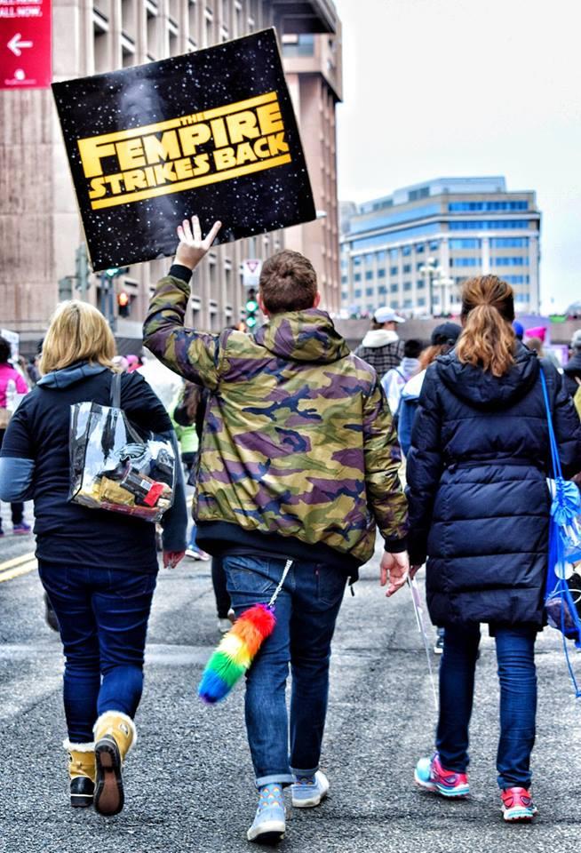 Women's March (2017, Washington DC)