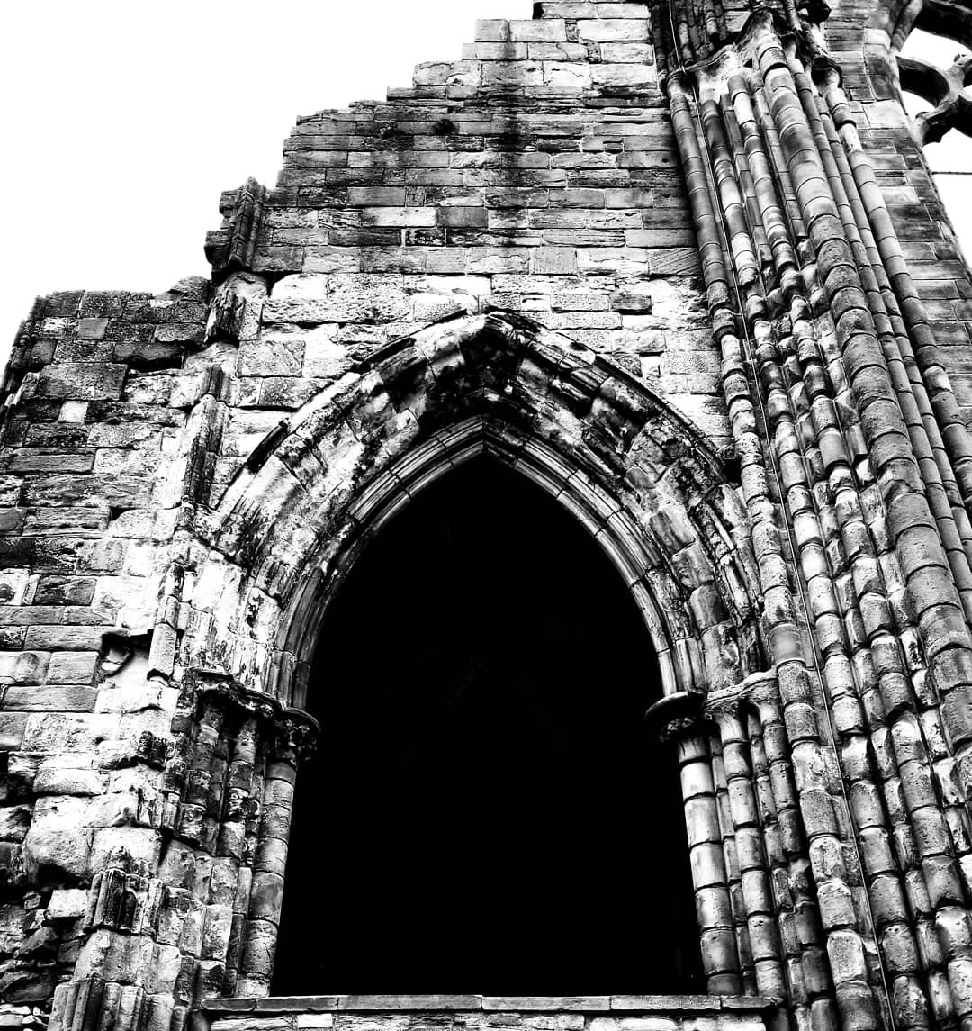 Holyrood Abbey, Edinburgh, Scotland