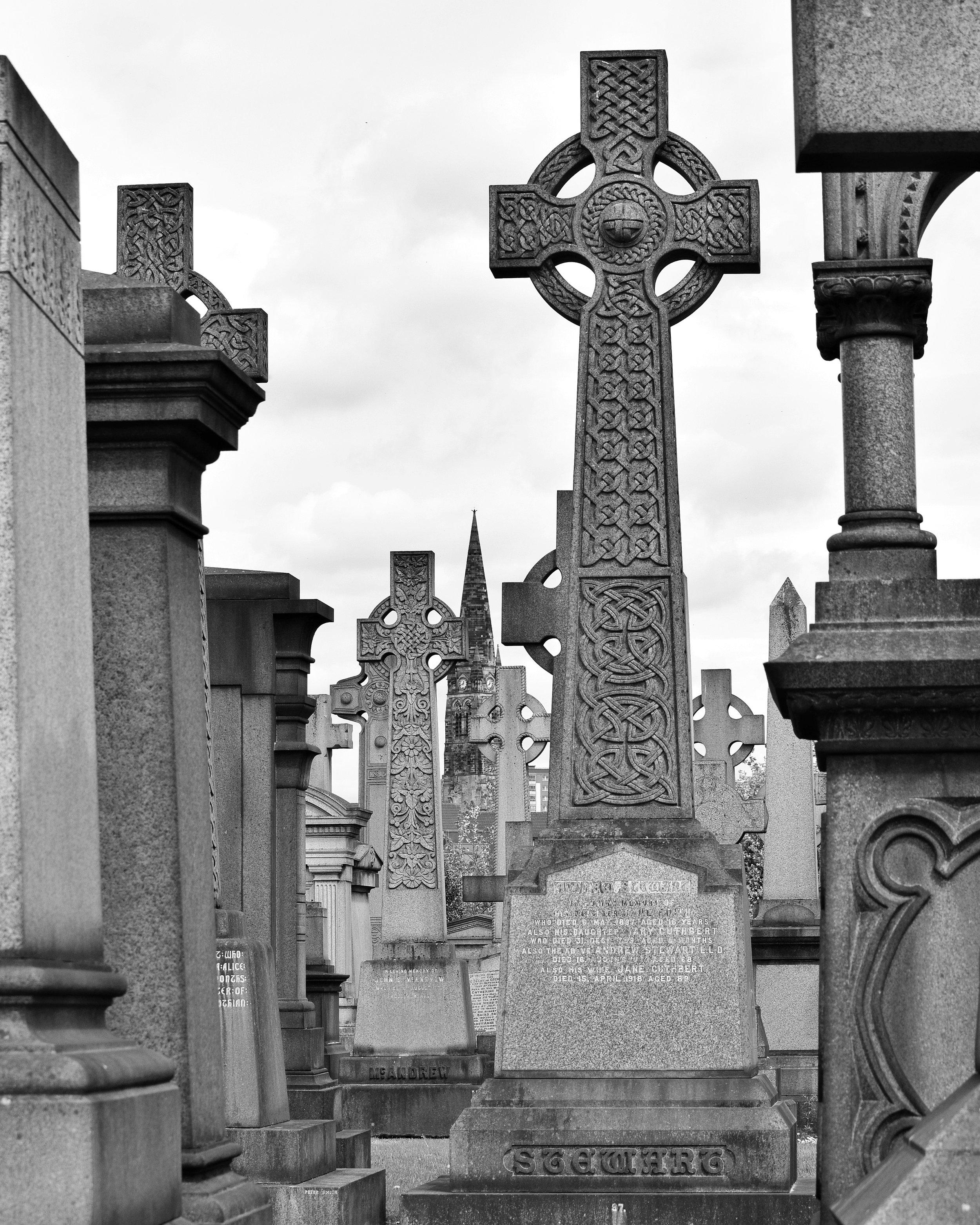 The Necropolis, Glasgow, Scotland