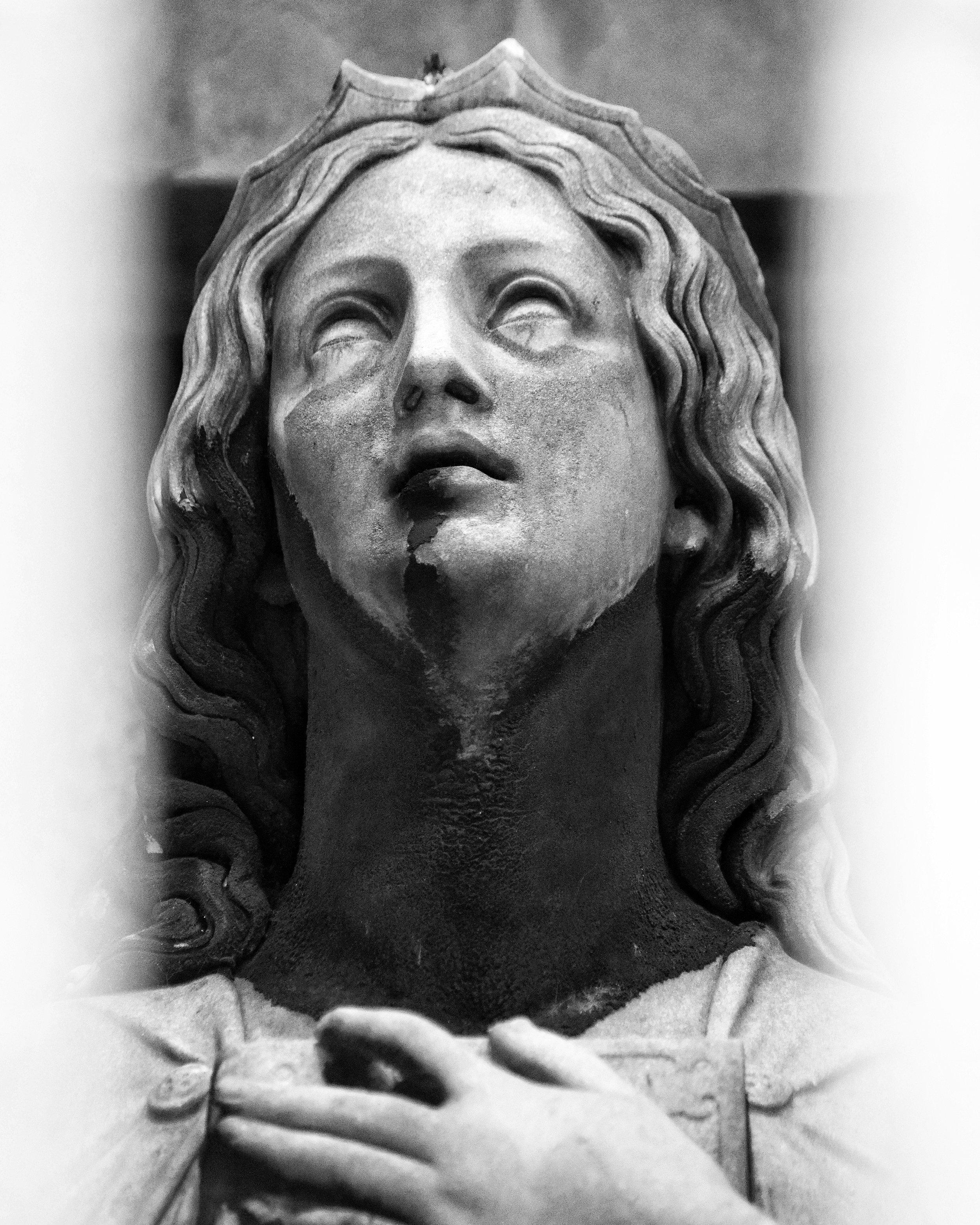 Our Lady, The Necropolis, Glasgow