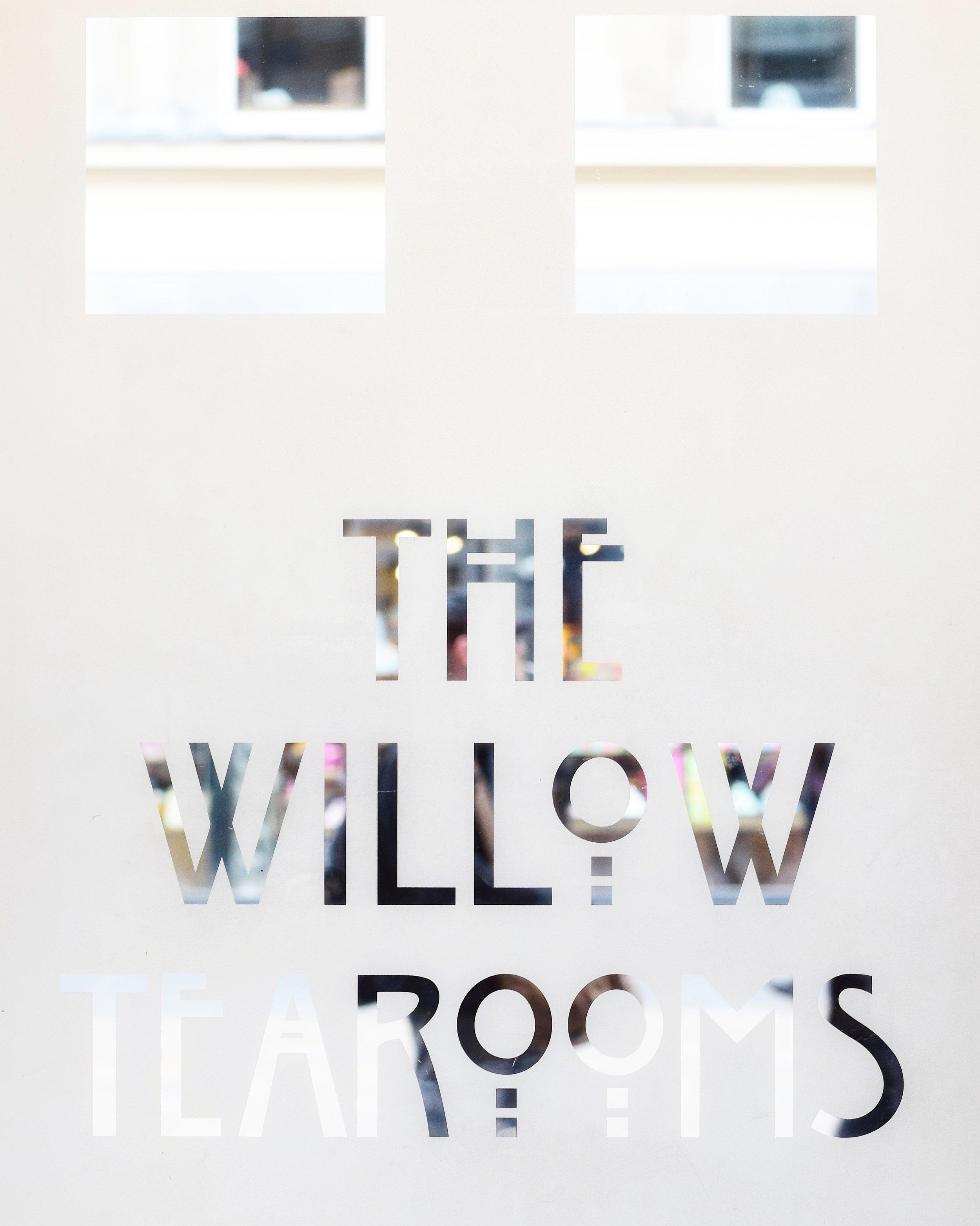 The Willow Tea Rooms, Buchanan Street, Glasgow