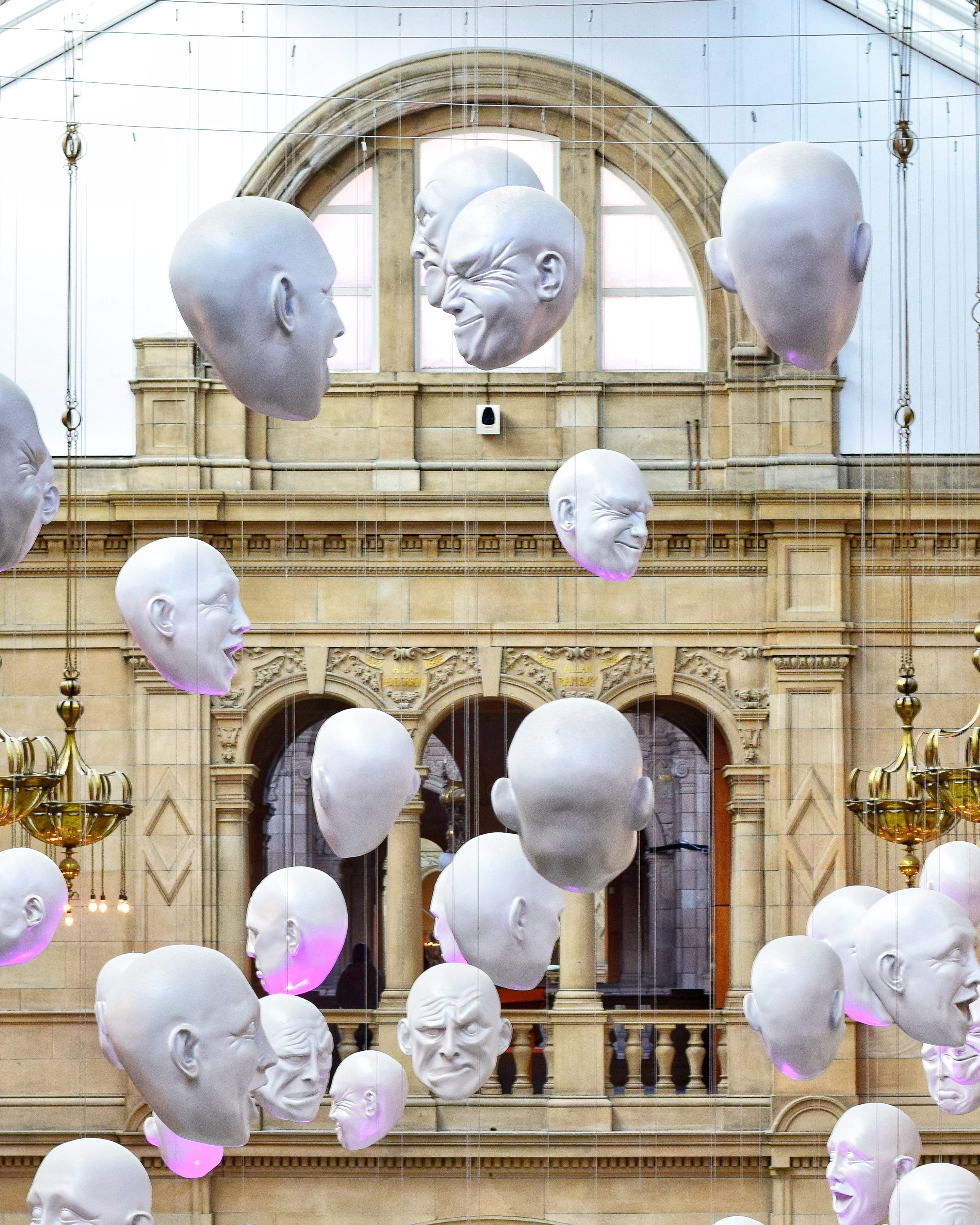 Over My Head, Kelvingrove Art Gallery and Museum, Glasgow
