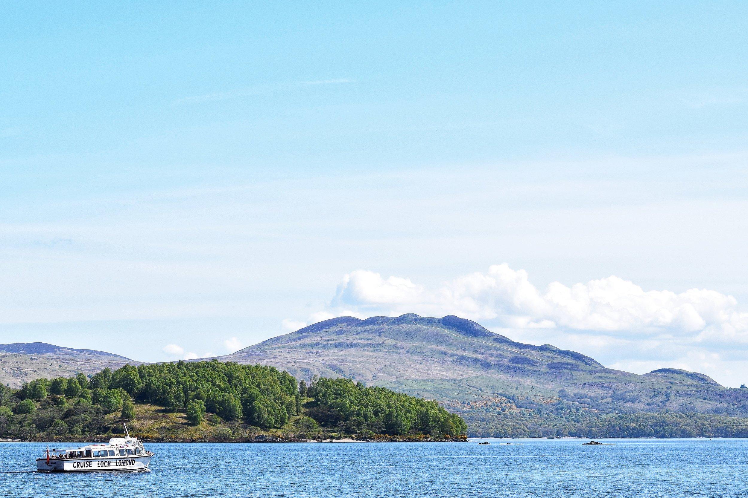 Loch Lomond, Luss, Scotland