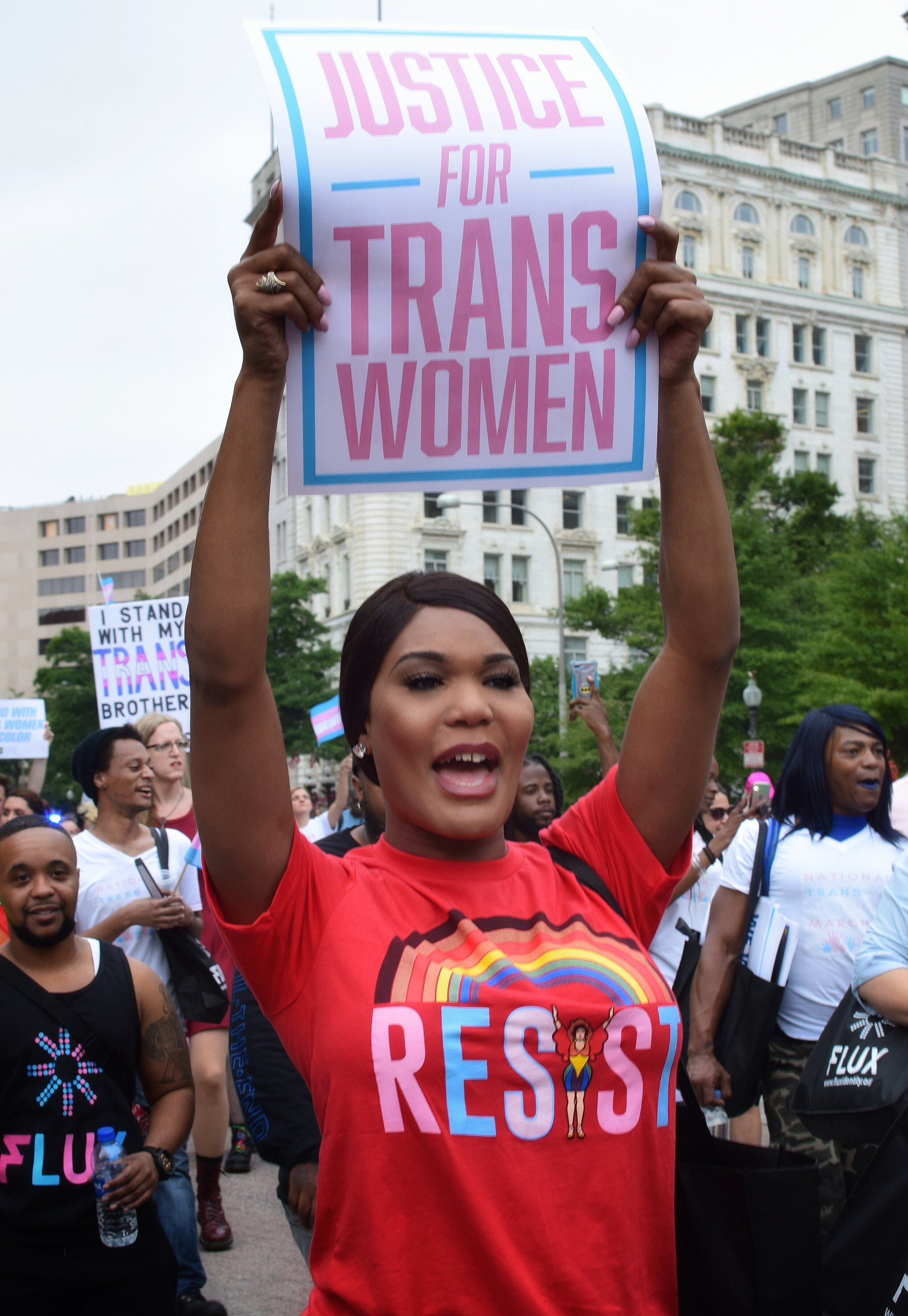 National Trans Visibility March (September 2019)