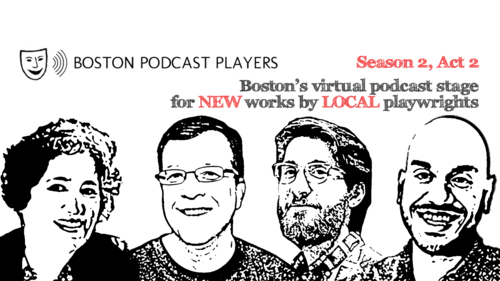 Playwriting Podcasts - A Listing — Boston Podcast Players