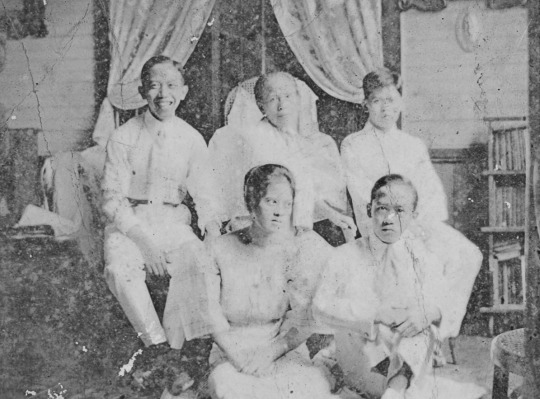 The ever buoyant Romulo with his mother, Maria Cabrera Peña de Romulo; brothers Henry, 24, and Gilbert, 17; and sister, Choleng, 18. Having graduated from the University of the Philippines just weeks before, 21-year-old Carlos was preparing for his greatest adventure yet. He was about to attend Columbia University in New York City as a pensionado (government-sponsored scholar).