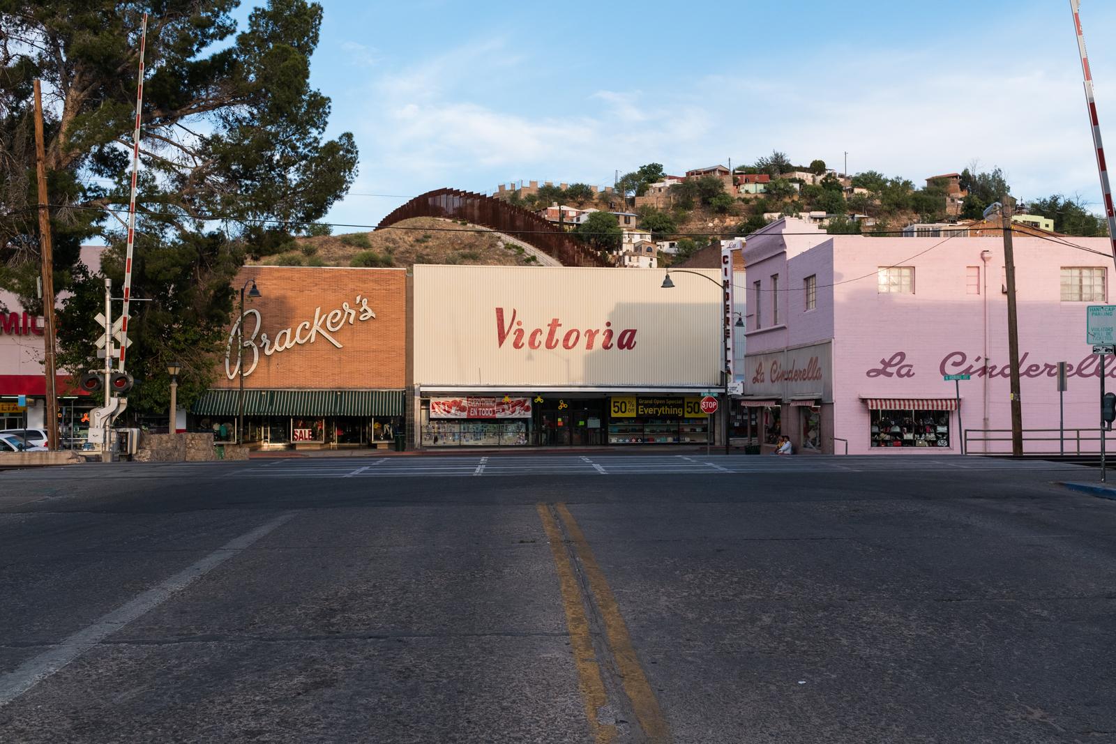 5. Hinterland - Downtown Nogales and border fence, AZ.jpg