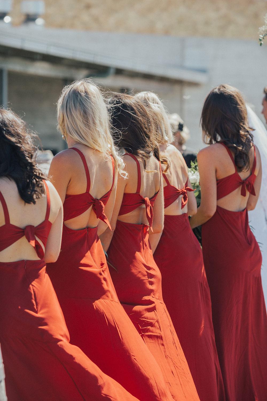 leave her wilder bridesmaids