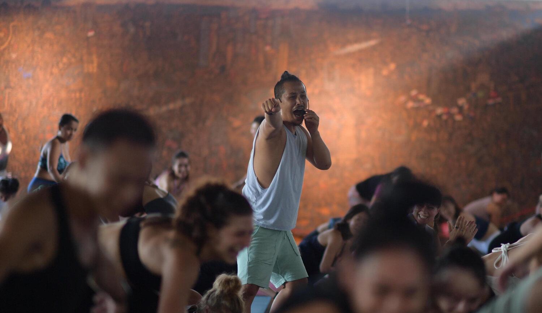 Updog Events 2020.Inside Flow Global Summit 2020 Radiantly Alive Yoga