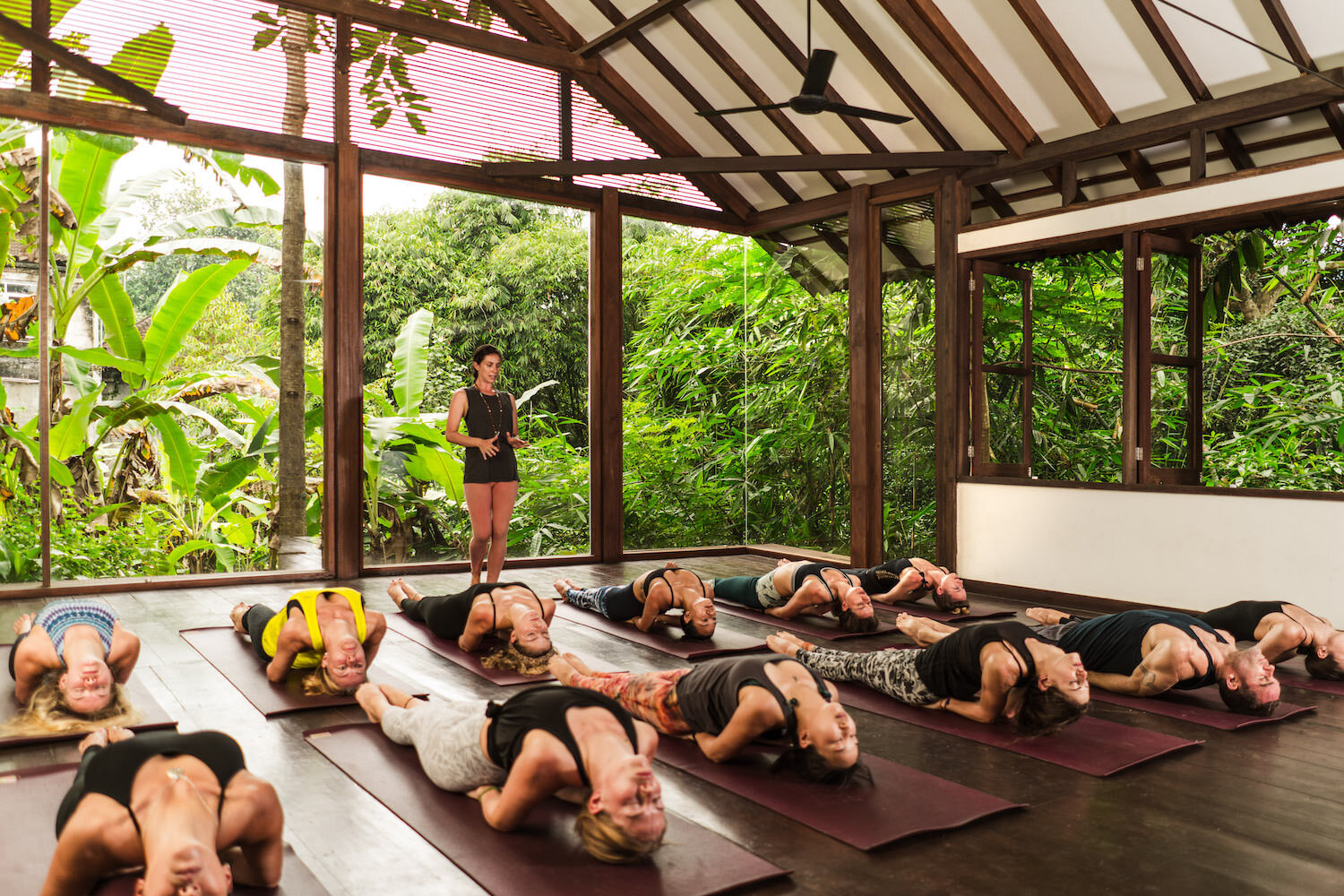 200 Hour Yoga Teacher Training Bali Radiantly Alive Yoga