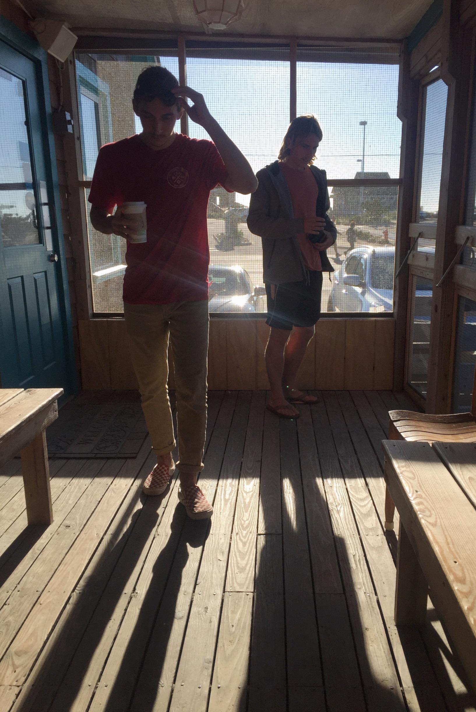 caleb & cole in OBX