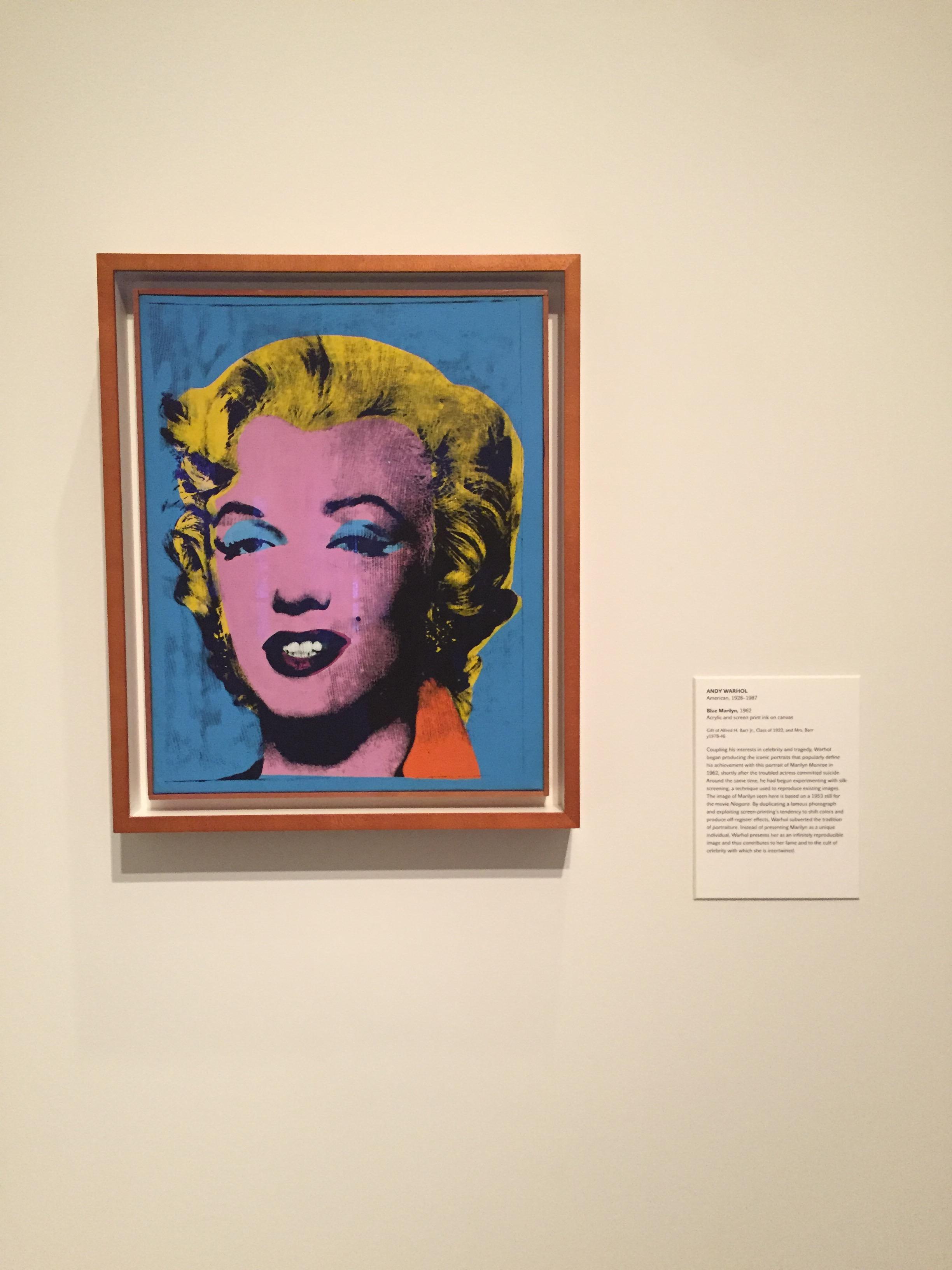 Warhol at Princeton