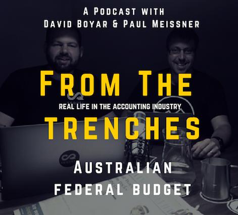 Episode 56 Australian Federal Budget