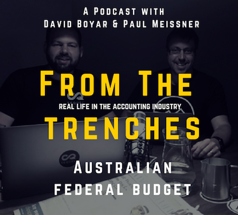 Australian Federal Budget