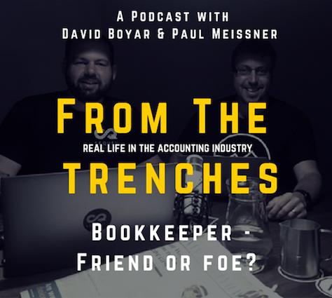 Bookkeeper Friend or Foe