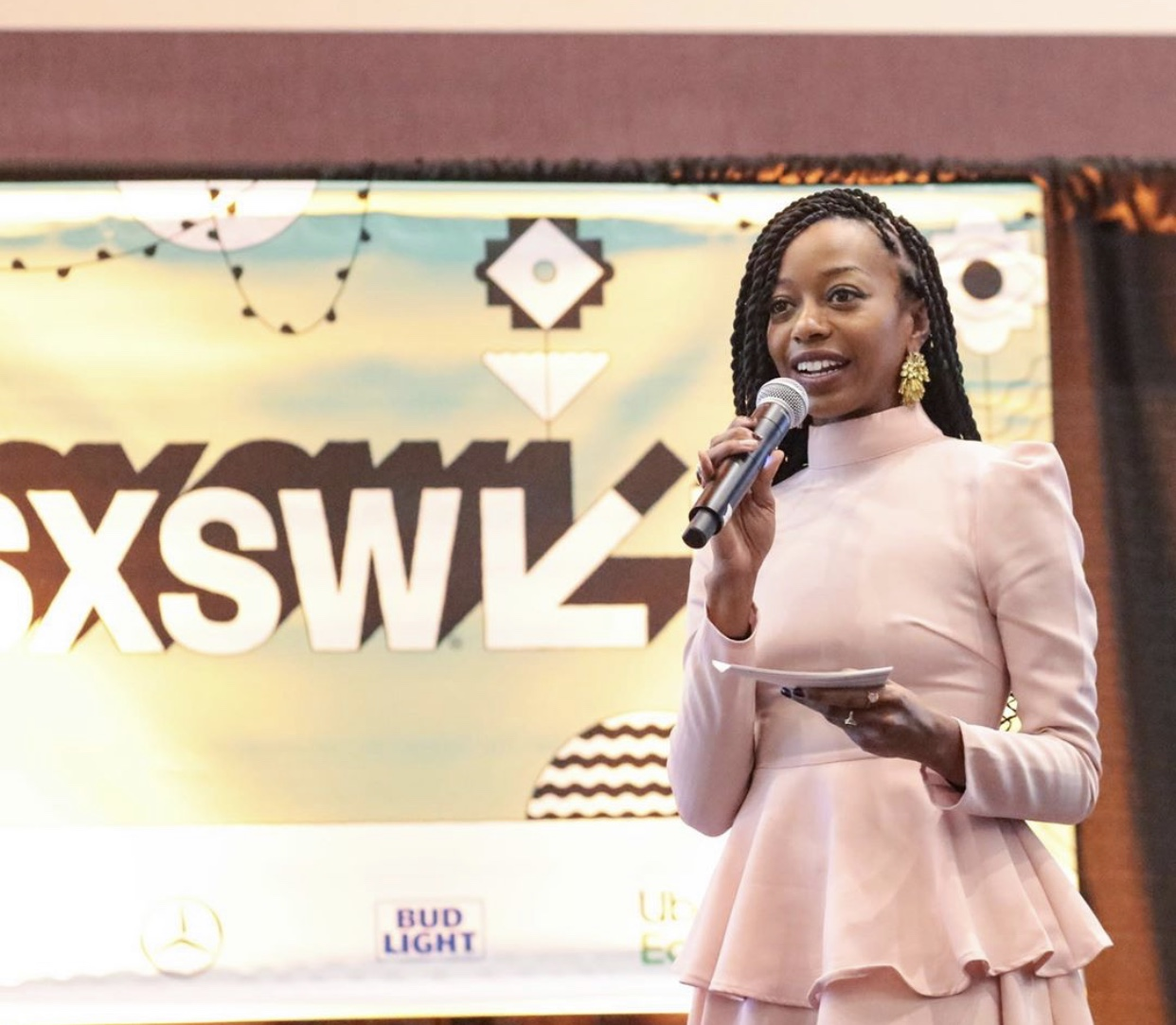 #SXSW - Kiara is honored to have been a featured speaker at SXSW 2019.Listen Here