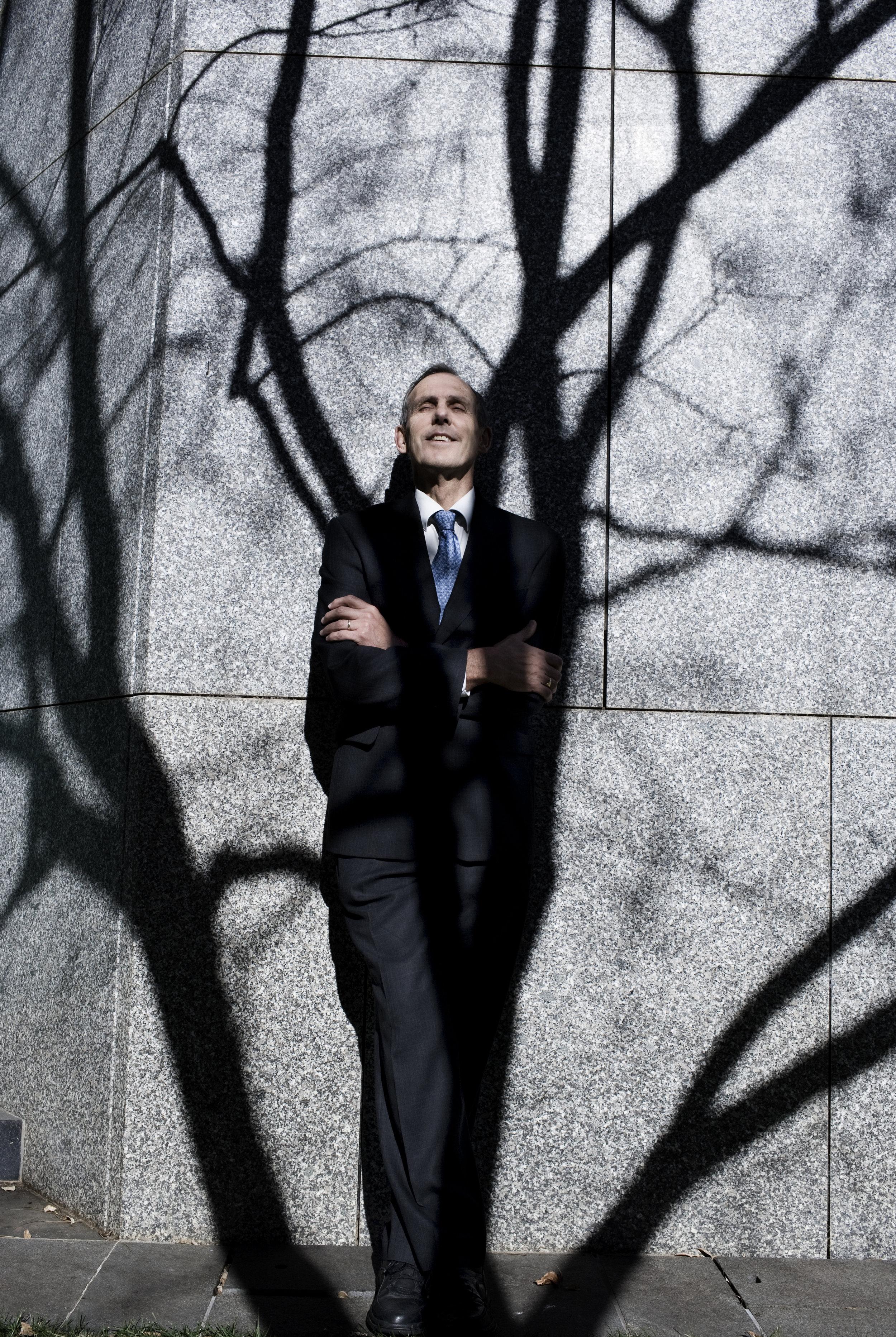Former Greens Leader - Bob Brown