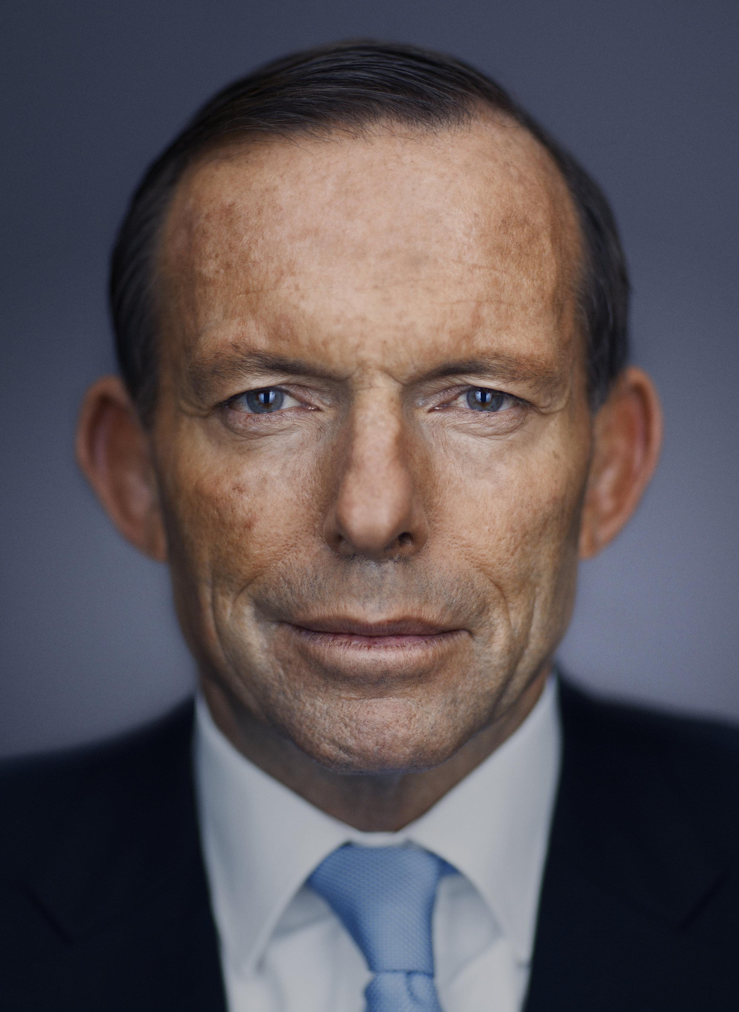 Former Prime Minister - Tony Abbott