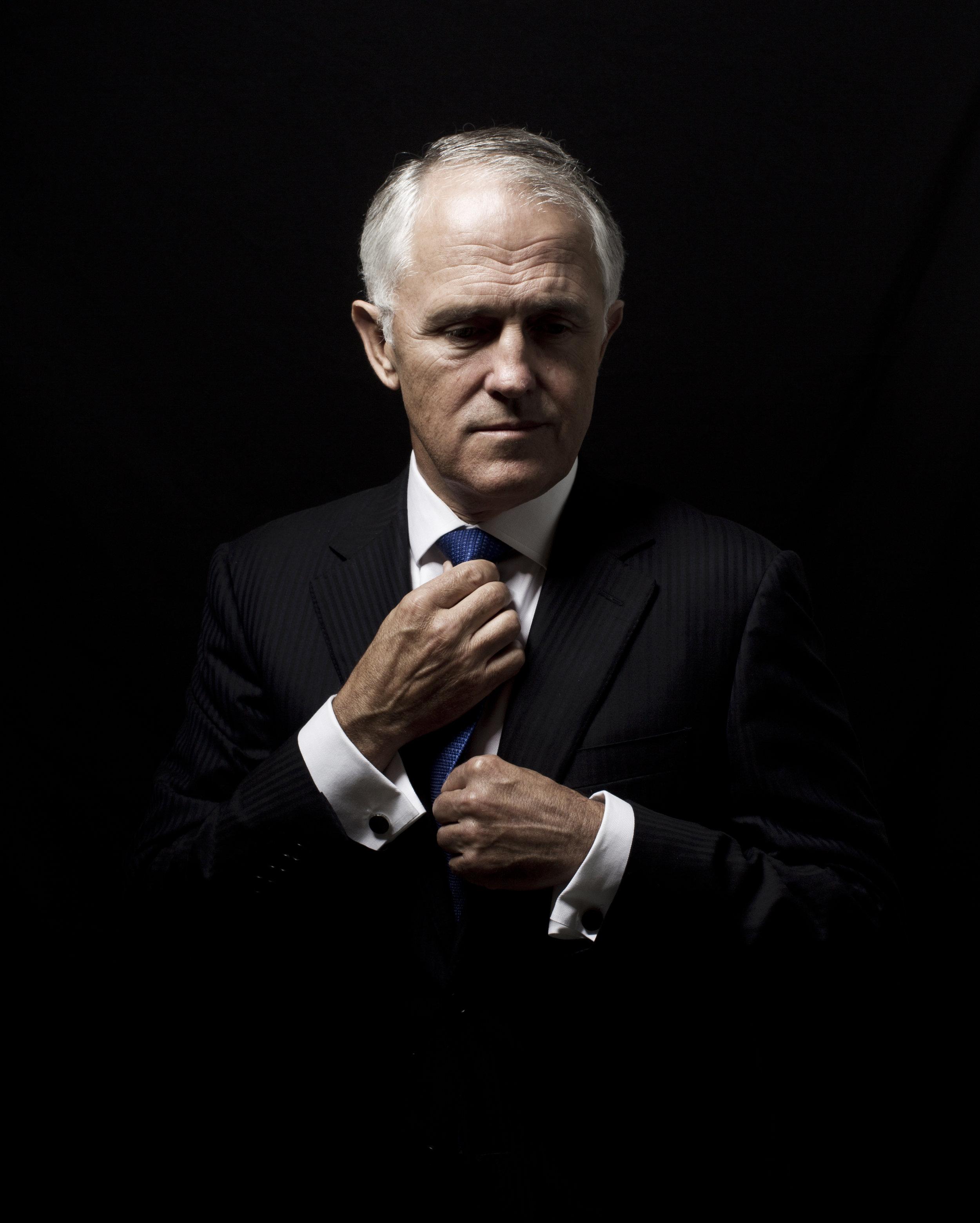 Prime Minister - Malcolm Turnbull