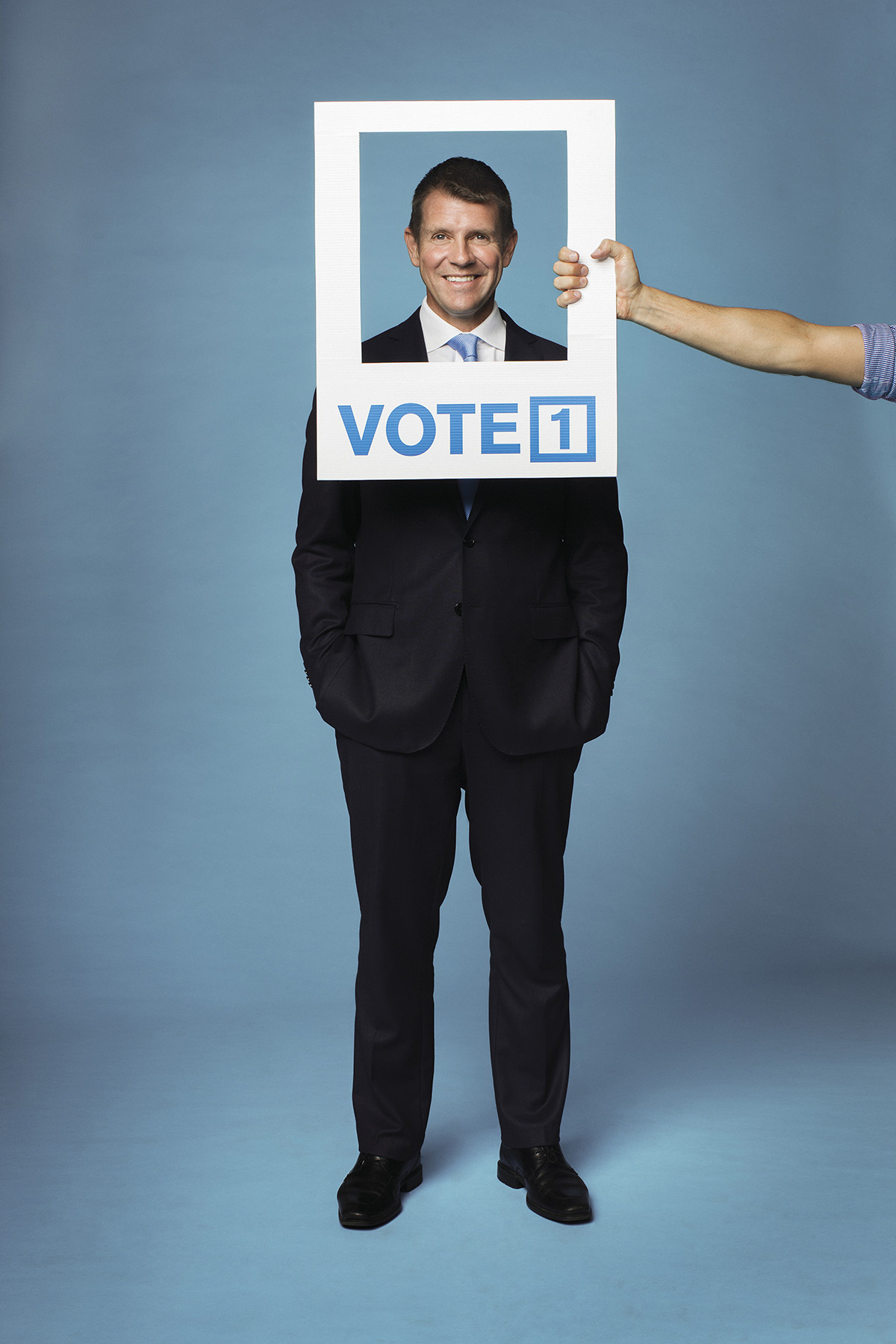 Former NSW Premier - Mike Baird
