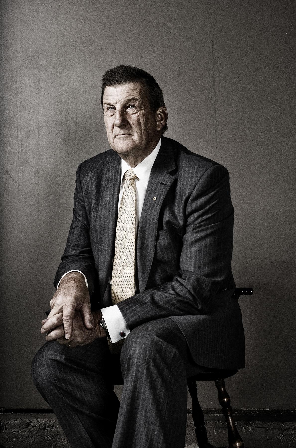 Former Victorian Premier - Jeff Kennett