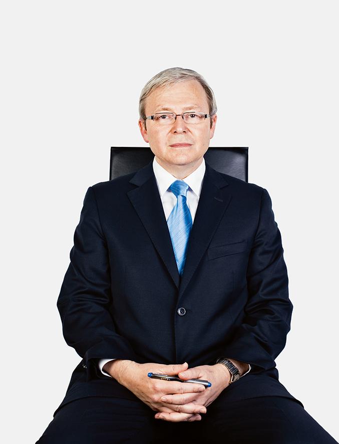 Former Prime Minister - Kevin Rudd
