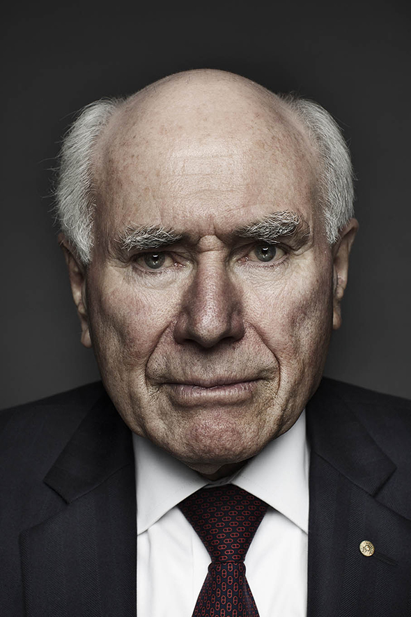 Former Prime Minister - John Howard