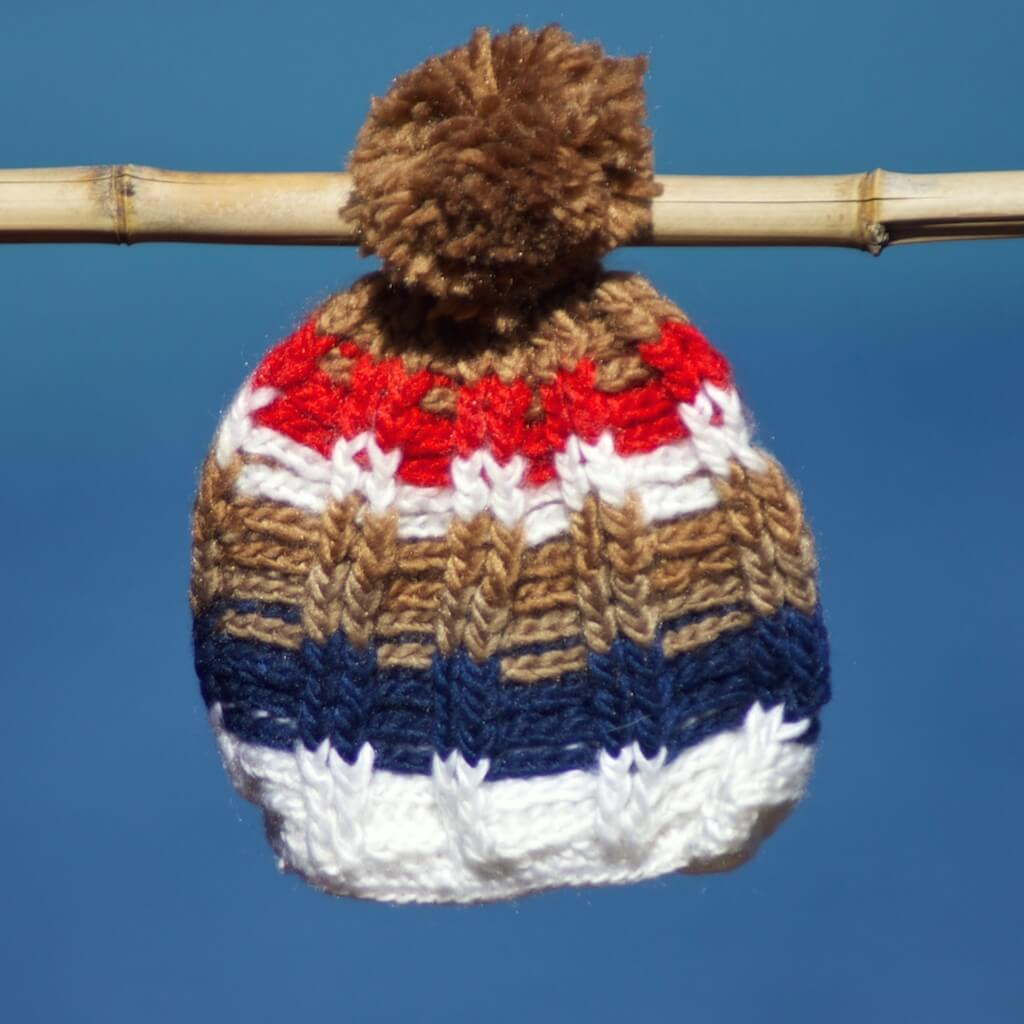 WOOLLY WINTER HAT - SALE PRICE $9.30!