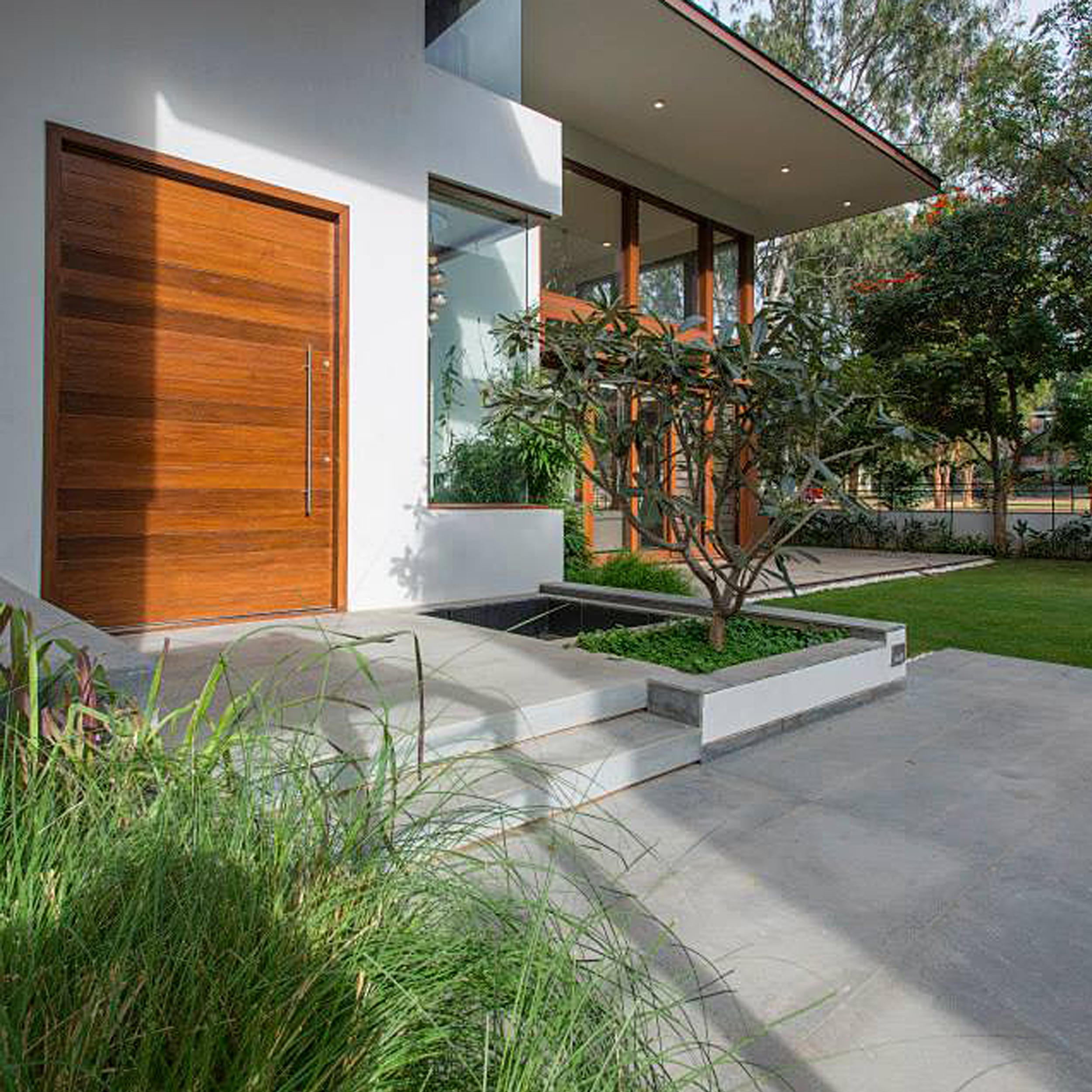 Landscape Design for residence-  image