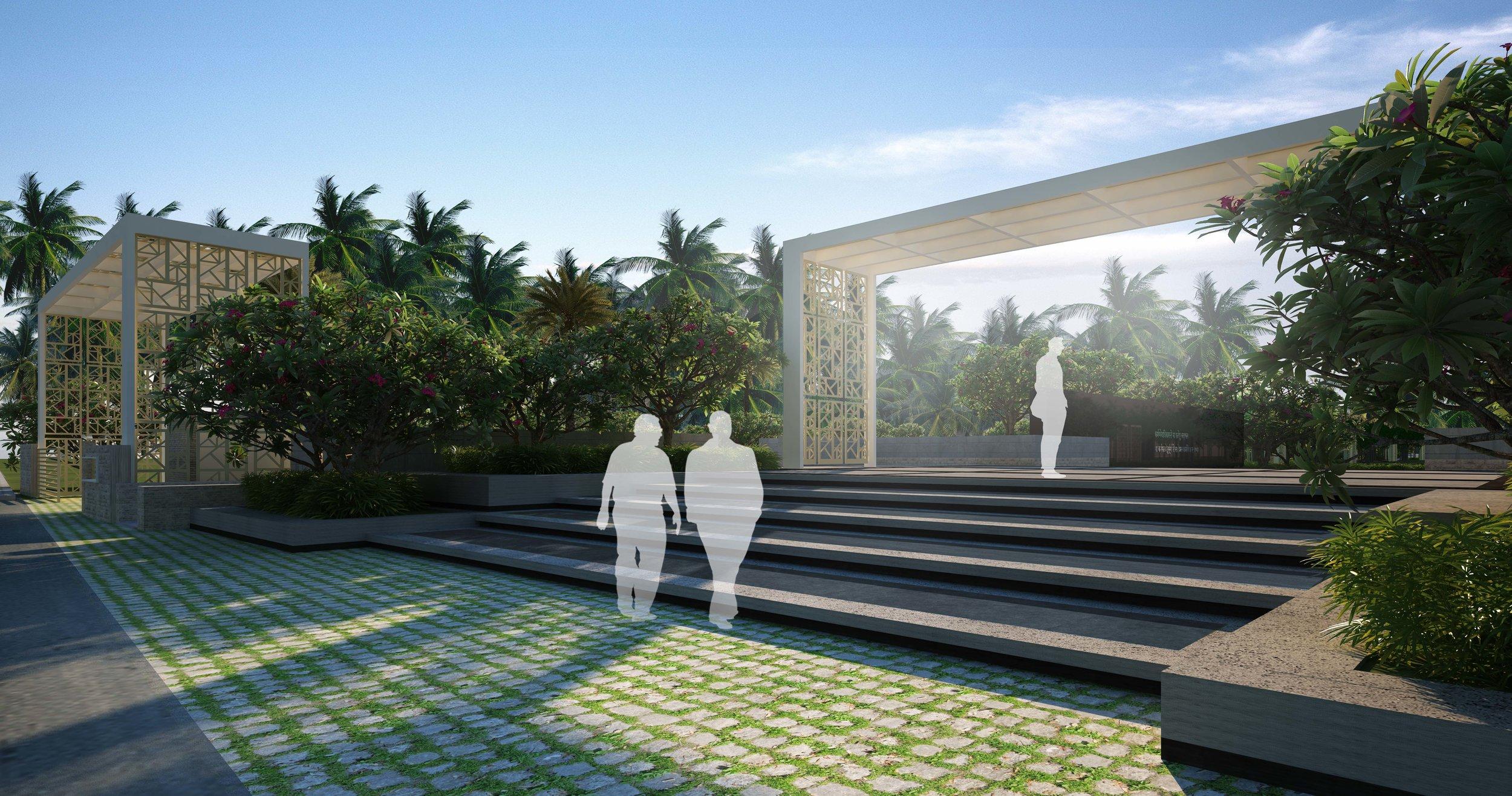 Ficus-landscape-bangalore-urban park-public-MH-04
