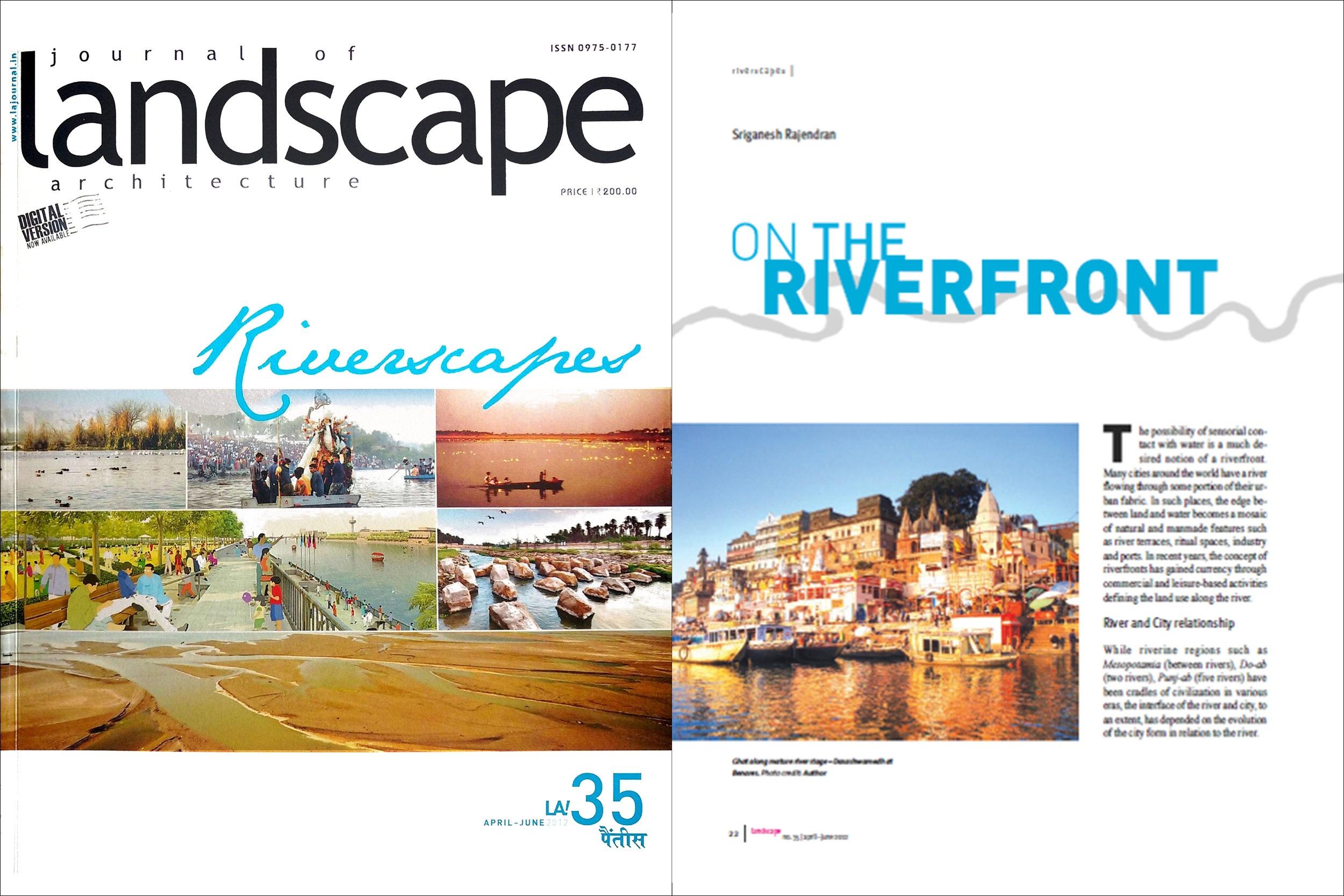 LA Journal Issue 35
