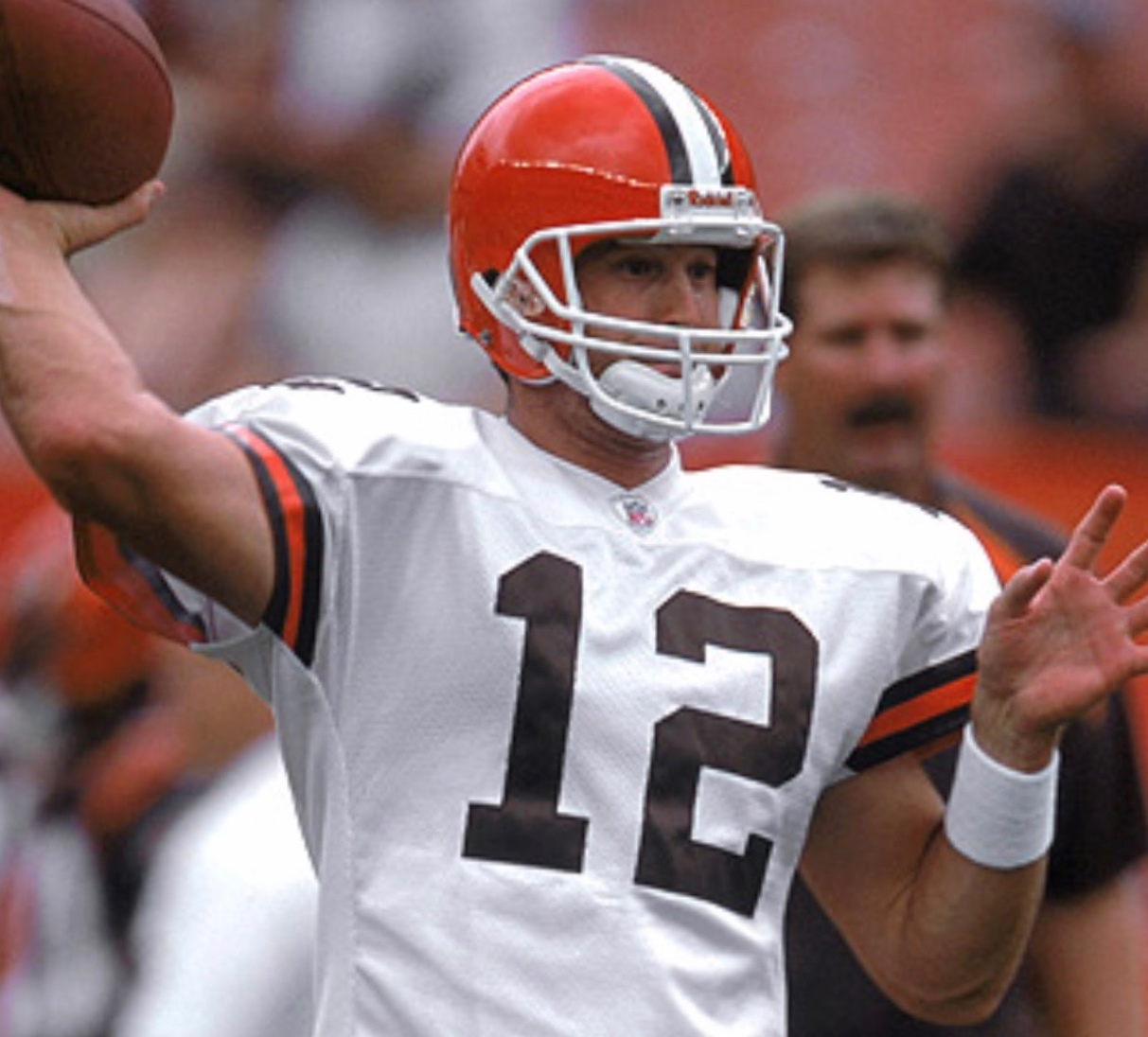 Josh Booty, Former Quarterback for the Cleveland Browns