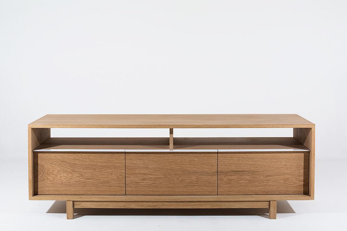 Line Cabinet by Mast Furniture. Modern, handmade furniture.