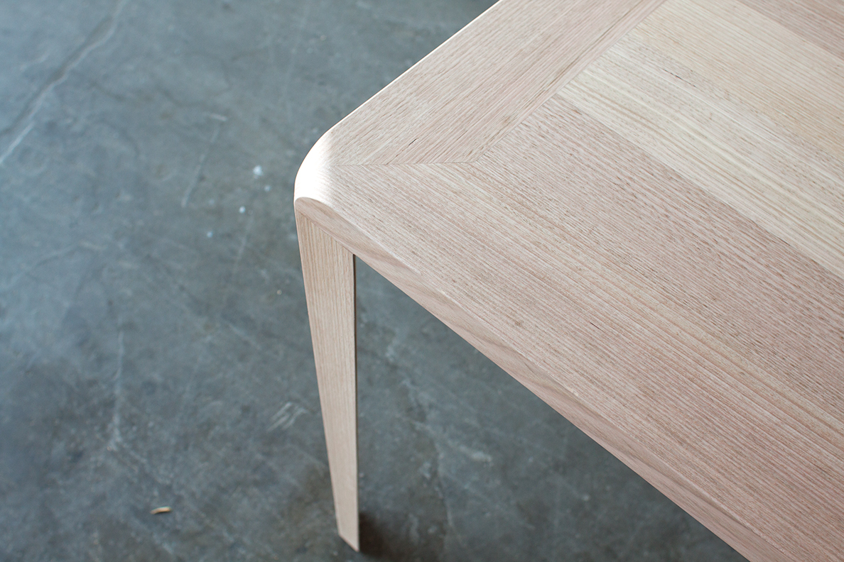 Dye Table by Mast Furniture